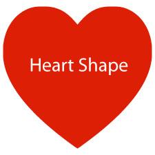 Heart Shape Table