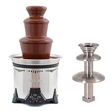 Bear Valley Rentals Chocolate Fountain Petite