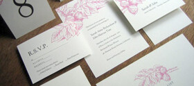 Bear Valley Rentals Invitations